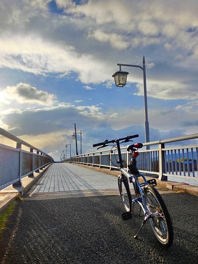 The sun sun bridge