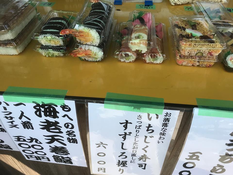 第11回 蟹江町マルシェ 美味しいものいろいろ☆