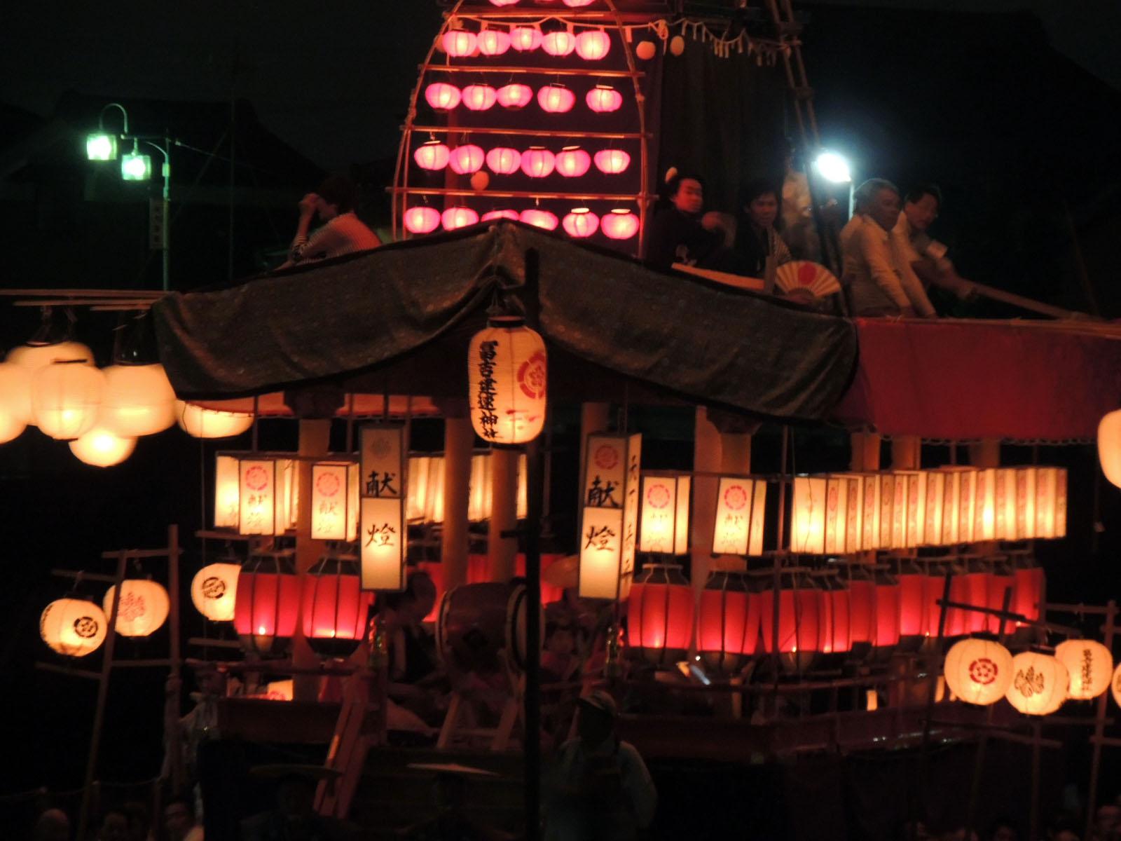 Sunari festival eve
